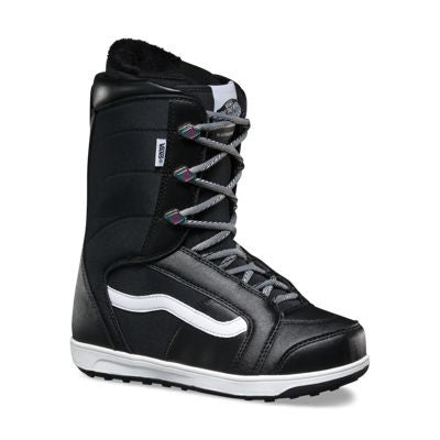Vans Hi Standard Ladies Snowboard Boot - Ollie Around