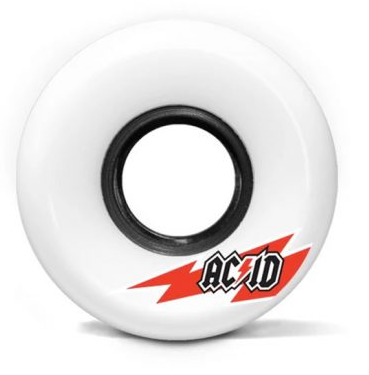 Acid Chemical Co Skaterade Wheels, 86a, 56mm