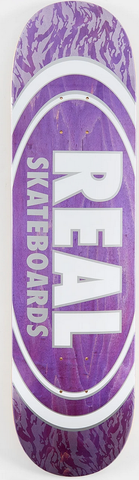 Real Oval Patterns Team Series Deck, 8.38""