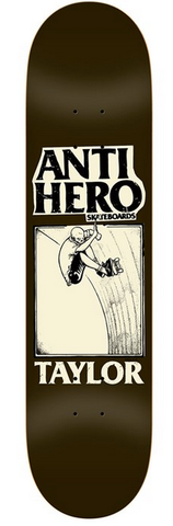 Anti Hero Taylor Deck, 8.5""