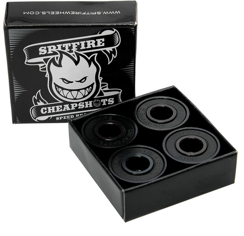 Spitfire Cheap Shots Bearings