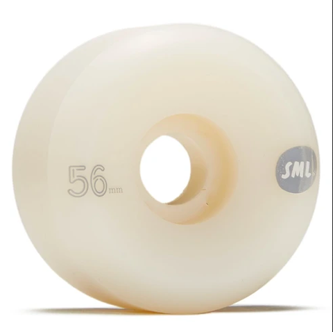 SML Grocery Bags V-Cut Wheels, 56mm