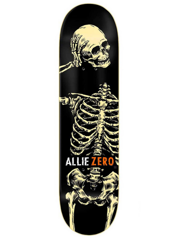 Zero Allie Headcase Deck, 8.5""