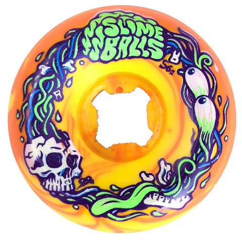 Slime Balls Brains Speed Balls Wheels, 99A, 56mm