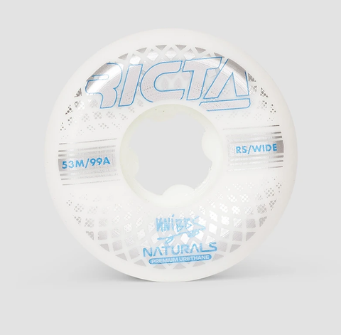 Ricta Knibbs Natural Wide Wheel, 99A, 53mm