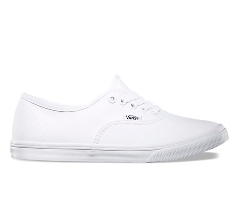 Vans Ladies Authentic Lo Pro - Ollie Around