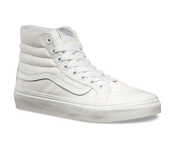 Vans Ladies Sk8-Hi Slim - Ollie Around