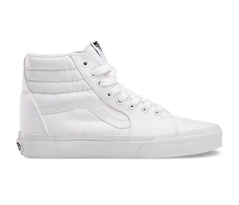 Vans Ladies Sk8-Hi - Ollie Around