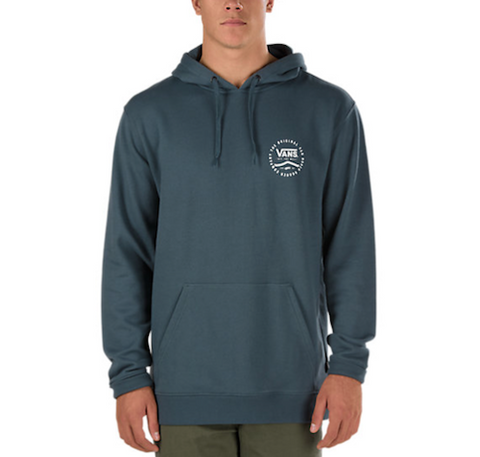 Vans Original Rubber Youth Hoodie - Ollie Around