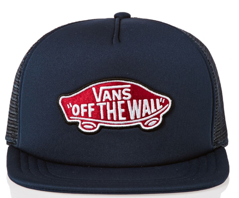 Vans Classic Patch Youth Trucker Hat