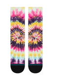 Stance Skate Saturn Rainbow Sock