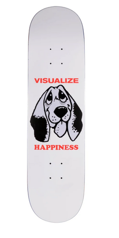 Quasi Happyiness Three Deck, 8.5""