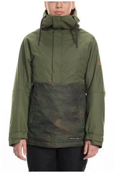 686 Quartz Insulated Anorak Ladies Jacket