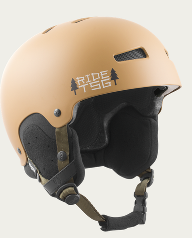 TSG Gravity Graphic Snow Helmet
