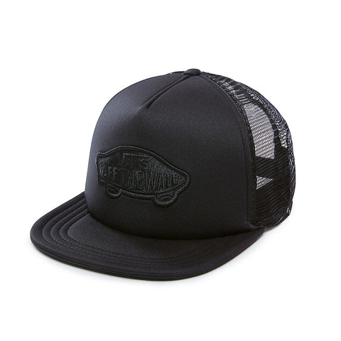 Vans Classic Patch Youth Trucker Hat - Ollie Around