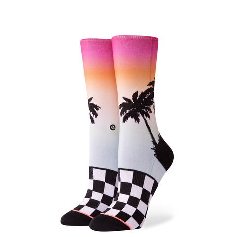 Stance Wo Foundation Baecation Crew Sock