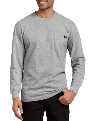 Dickies Heavy Crew Long Sleeve Tee