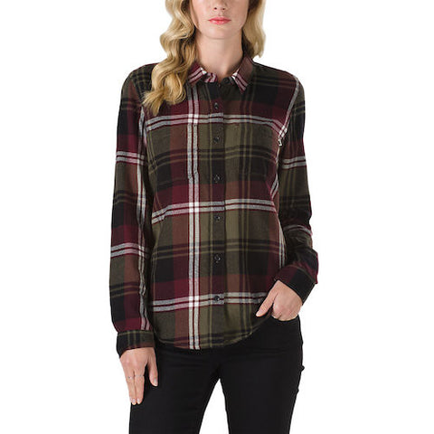 Vans Meridian Ladies Flannel
