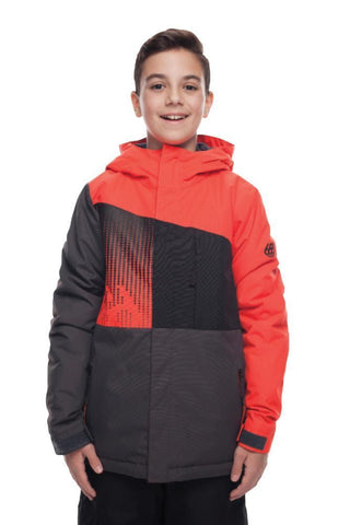 686 Knockout Insulated Youth Jacket - Ollie Around