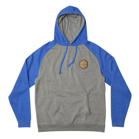 Air Blaster Airborne Raglan Hoodie - Ollie Around