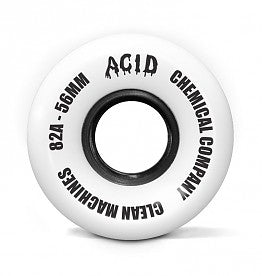 Acid Chemical Co Clean Machine Wheels, 82A, 56mm