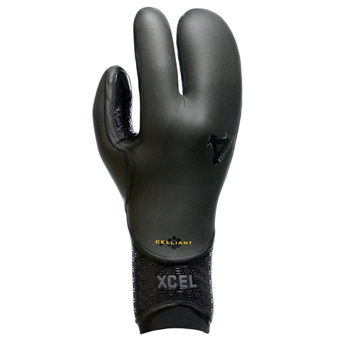 Xcel Drylock 3 Finger Glove, 5mm