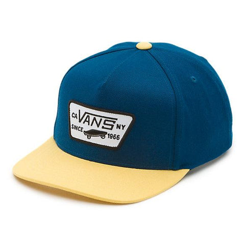 Vans Full Patch Youth Snap Back Hat