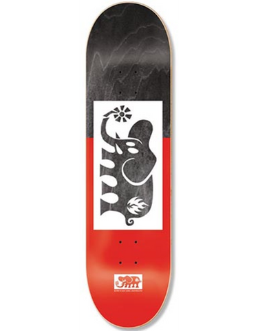 Black Label Elephant Block Out Deck, 8.25""