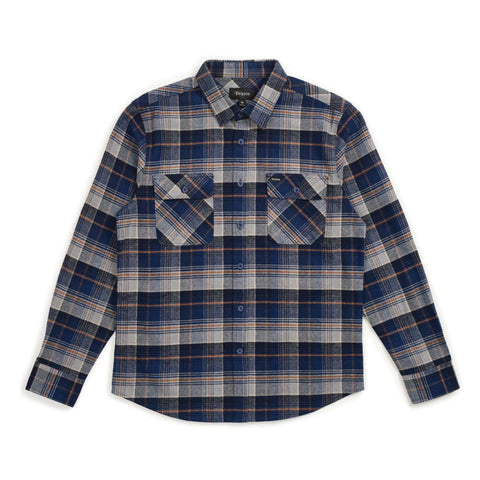 Brixton Bowery Flannel - Ollie Around