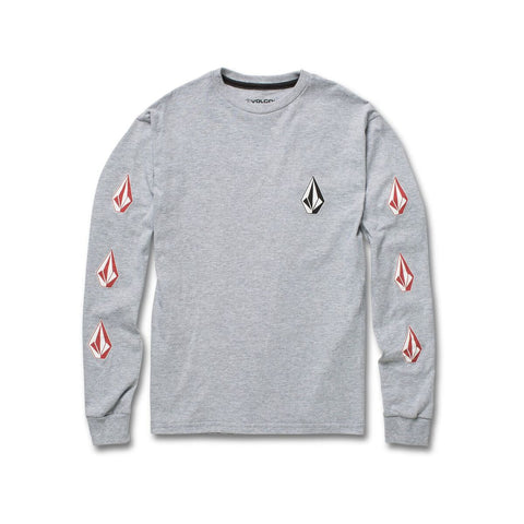 Volcom Deadly Stones Youth LS Tee