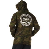 Vans Checkered Side Stripe Hoodie