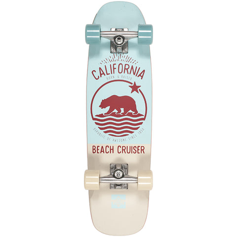 "Duster Beach Cruiser Complete, 29"" - Ollie Around"