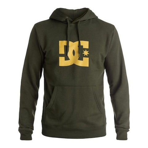 DC Star Pullover Fleece Hoodie - Ollie Around