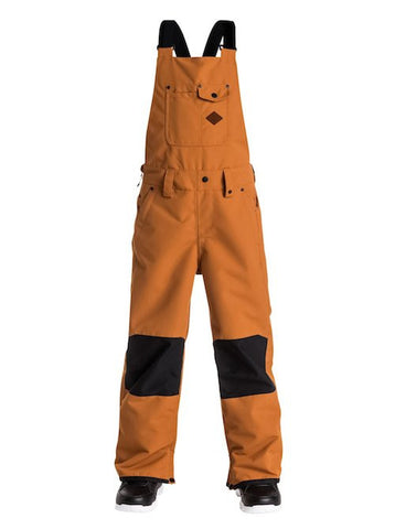 Quiksilver Found Bib Mens Snow Pant - Ollie Around