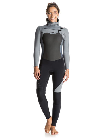 Roxy Syncro Fullsuit 4/3mm - Ollie Around
