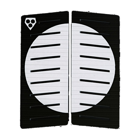 Gorilla Grip Mid Deck Pad, White Dot - Ollie Around
