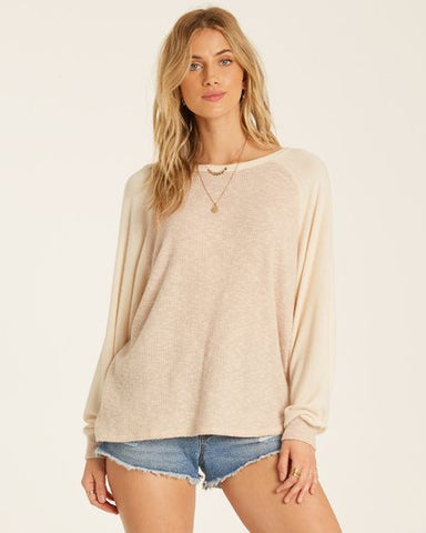 Billabong Head Start 2 Ladies LS Knit