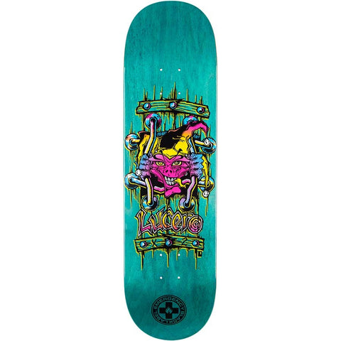 Black Label Lucero x2 Deck, 8.5""
