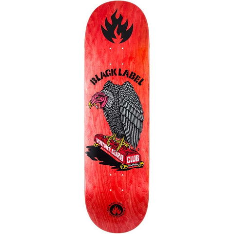 Black Label Vulture Curb Club Deck, 8.88""
