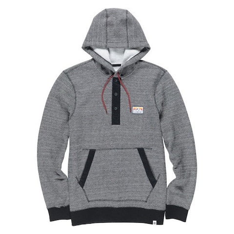 Element Highland Henley Hoodie - Ollie Around
