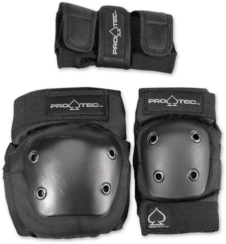 Pro Tec 3 Pack Pad Set - Ollie Around