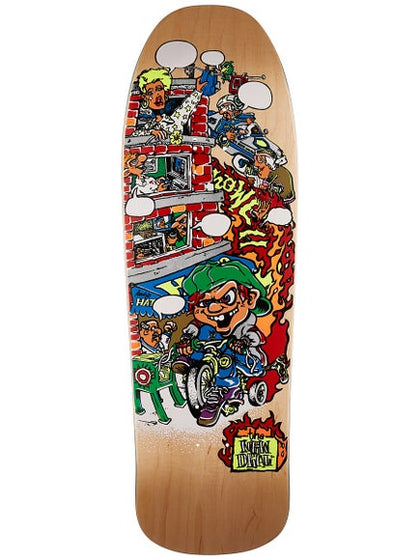 New Deal Howell Tricycle Kid SP Deck, 9.625""