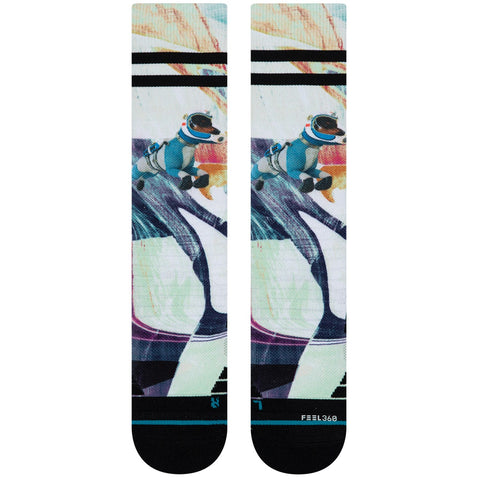 Stance Snow Astro Dog Kids Sock
