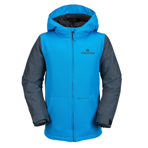 Volcom Selkirk Insulated Youth Jacket - Ollie Around