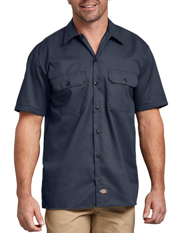 Dickies SS Work Shirt - Ollie Around