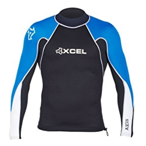 Xcel Axis 2/1 Wetsuit Top - Ollie Around