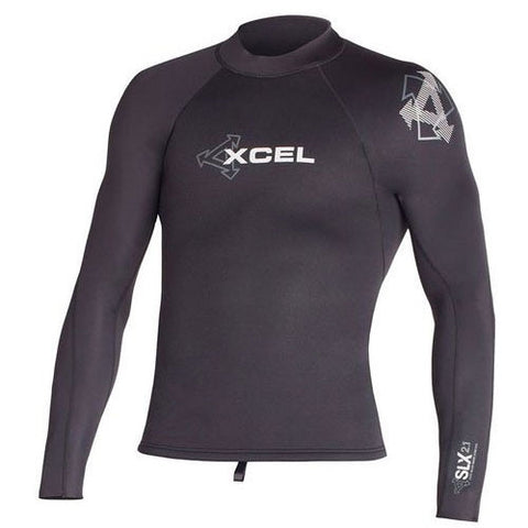 Xcel Slx 2/1 Wetsuit Top - Ollie Around