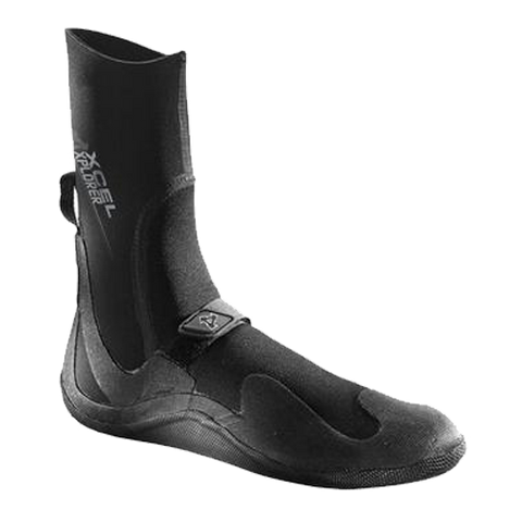 Xcel Xplorer Round Toe Boot w/Ankle Zip 7mm - Ollie Around