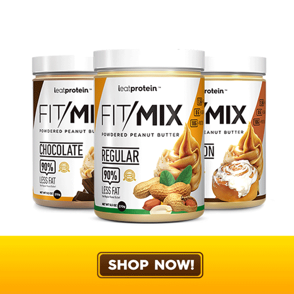 FitMix Hi-Protein Peanut Butter