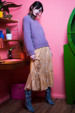 Honey Bee Maxi Skirt - OOTO